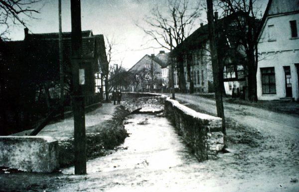 historische Fotos Heidenoldendorf
